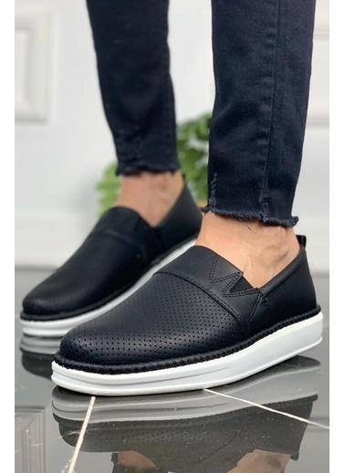 Chekich CH091 BT Erkek Ayakkabı SIYAH Siyah
